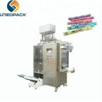 Automatic vertical high-speed liquid honey stick sauce side sealing sachet packing machine Manufactures