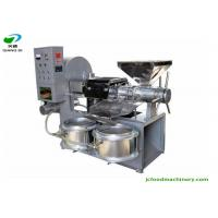 China High effective sesame oil extraction machine/cold press oil press machine on sale