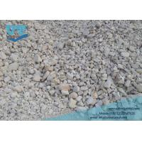 Refractory clay product calcined flint clay