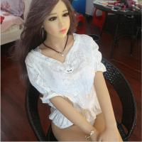 China 165cm high quality real silicone adult sex doll with skeleton for man oral sex anal sex vagina for men on sale