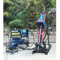 MD-30 Rock Anchor Drilling Rig Hydraulic / Drill Machine Depth 30m-50m Manufactures