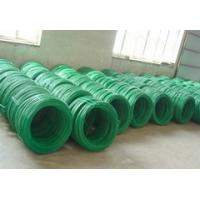 PVC, PE Coated Iron Wire Manufactures