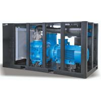 China Twin Stage High Volume High Pressure Air Compressor Easy Maintenance on sale