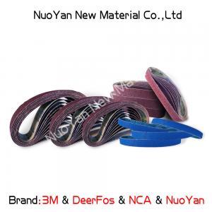 China Aluminium Oxide Diamond Abrasive Belts For Metal  Grinding  Gxk51 Deerfos on sale