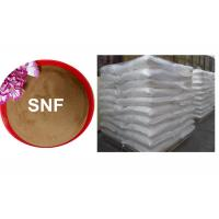 Sodium naphthalene sulfonate formaldehyde Based Superplasticizer For Construction / Textile Manufactures