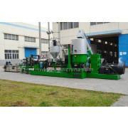 China Recycling PE Granulator High Density Polyethylene PP HDPE Plastic on sale