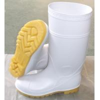 Safety PVC Boots CE S5 Safety Boots with Steel Toe Cap and Midplate Manufactures