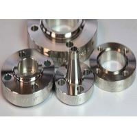 1.4571 S31668 SS Flange Standard Marking Type , Round Shape Stainless Steel Plate Flange for sale