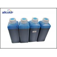 China Smart Water Based Ink For Textile Printing / Cotton Fabric Transfer Printing on sale