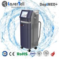 China Permanent treament result 808nm Diode permanent laser hair removal machine on sale