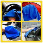 30x30cm Microfiber Car Towel Car Cleaning Car Washing Cloth Clean Cloth Manufactures