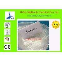 Pharmaceutical Raw Materials Theophylline White Powder 58-55-9 For Heart Failure Manufactures