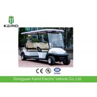 Electric Club Car / 6 Passenger Golf Cart With 48V Battery CE Certificated Manufactures