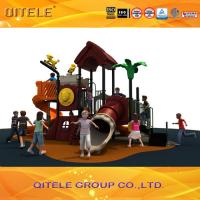 LLDPE,galvanized steel, high quality playground with slide,climber Manufactures