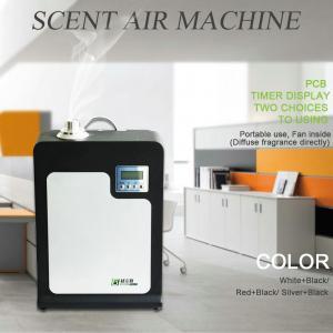 Flexible Scent Air Machine Essential Oil Diffuser / Aroma Scent Dispenser Manufactures