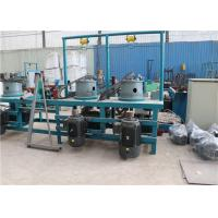 Custom 6 Mm - 2 . 5 Mm Wire Drawing Unit , Bull Block Wire Drawing Machine Manufactures