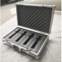 4 Pieces in 1 Microphone Flight Case and Tool Case Double-Box Aluminum Tool Box Manufactures