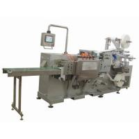 Paraffin gauze dressing making and packaging machine / vaseline gauze pad machine Manufactures