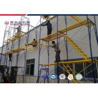 Quality 1930 Working Height Light Duty Scaffolding Frame For Inside And Outside Building for sale