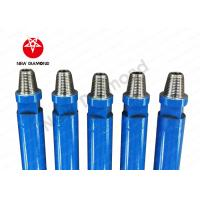 API Standard Water Well Drill Rods / DTH Drill Tube High Resistance Grinding Manufactures