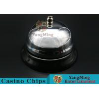 Buy cheap Casino Dedicated Stainless Steel Call Bell For Casino Poker Table Games from wholesalers