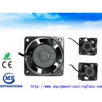China 220V AC Exhaust Fans / 60 x 60 x 30mm mini AC Fans , Industrial Cooling Fans on sale