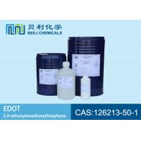 EDOT Electronic Grade Chemicals 3,4-Ethylenedioxythiophene CAS No.126213-50-1 Manufactures