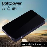 China multiple use Boltpower T3s Car Charger Battery Charging provide after-sale Customer Service on sale