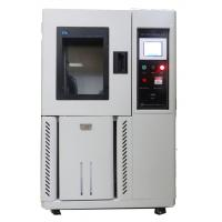 Customized 225L Temperature Humidity Chambers , Stainless Steel Plate Testing Equipment Manufactures