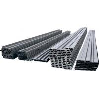 China Stainless Steel Channel Bars on sale