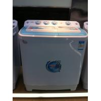 Compact  Big Capacity Semi Automatic Washing Machine With Steel Tub  Four Knobs