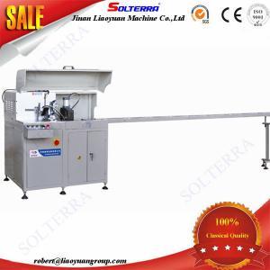 Aluminium Windows Corner Connector Cutting Machine LJJ-500 Manufactures