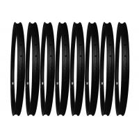 Buy cheap 650b carbon mtb rims 27.5 inch mountain bike 35mm clincher hookless wheel rims from wholesalers
