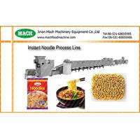 Steam Heating Mini Instant noodles processing Machinery Manufactures