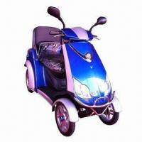New Mobility Scooter/Electric Tricycle, Brushless Motor with Electric Brake Manufactures