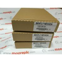 Bently Nevada 3500 System / Bently Nevada 3300 55 Dual Velocity Monitoring Manufactures