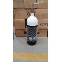 Small size medical cylinder oxygen with CGA870 valve 2L seamless steel cylinder Manufactures