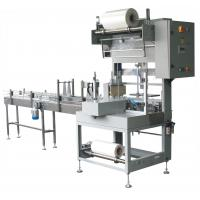 Shrink wrapper machine,YS-ZB-3,Full-automatic sleeve sealing and shrink wrapper Manufactures