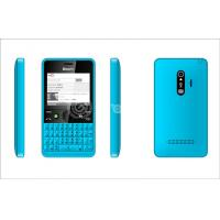 960mAh Qwerty Keypad Mobile Phone , Support Bluetooth and USB Manufactures