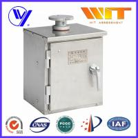 High Voltage Drive Motor Operating Mechanism Boxes for Terminal Power Distribution Equipment Manufactures