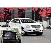 Super Wide Angle Car Backup Camera Systems Video Playback Ir For Cadillac SRX, Bird View System Manufactures