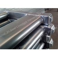 Horse / Ox / Cow / Sheep / Cattle Yard Panels Steel Fence Panels Manufactures