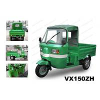 Quality 150/175cc Gasoline water cooled engine 3 wheeler tricycle Pickup for sale