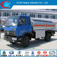 10000L Dongfeng Euro3 Fuel delivery tank for Sales Manufactures
