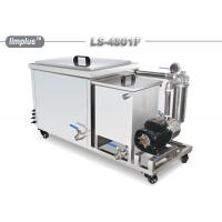 China Limplus Custom large capacity ultrasonic cleaner With Fiteration And Skimming Unit on sale