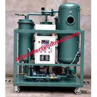 Buy cheap Hot Turbine Oil Purification System, Turbine Lube Oil Filtration Equipment, Vacuum Oil Purifier Plant,dewater,degas from wholesalers