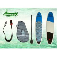durable water ski EPS Stand up paddle boards with Leash / Carbon Paddle Manufactures
