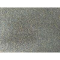 Make - To - Order 330g/M Flannel Wool Fabric Yarn Dyed Patten Green Heather Color Manufactures