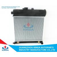 High Efficiency Mercedes Benz Radiator W210 / E200 / E230 26mm Manufactures