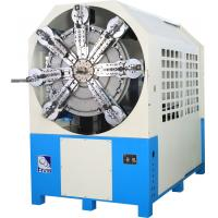 4mm Wire Rotary Spring Forming Machine Max Feeding Speed 100m / Min Manufactures